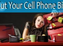 Lower Your Cell Phone Bill