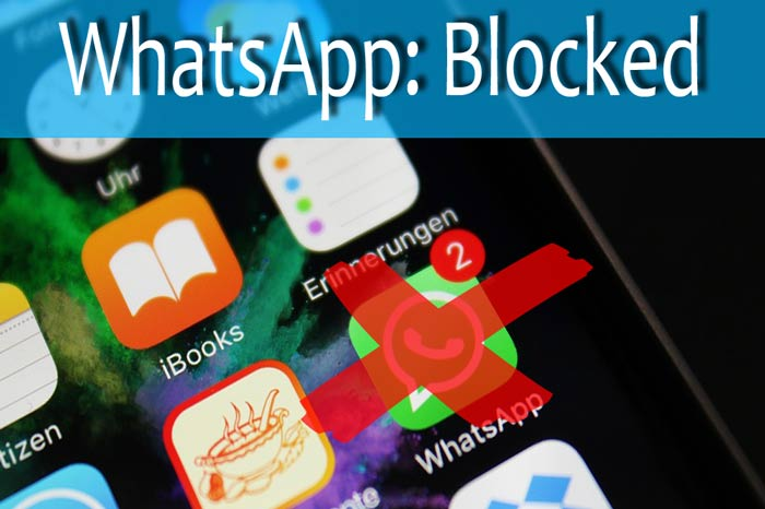 How to find out who blocked you