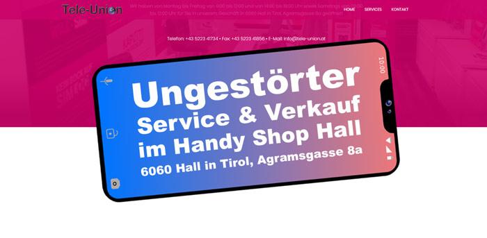 Handy Reparatur Innsbruck